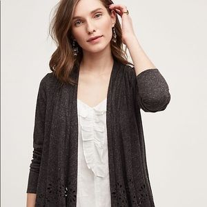 Anthropologie Meadow Rue Verna Cardigan